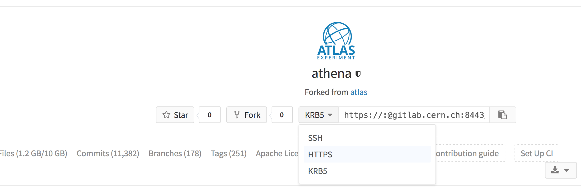 ATLAS Git Workflow tutorial | Clone Repository Locally